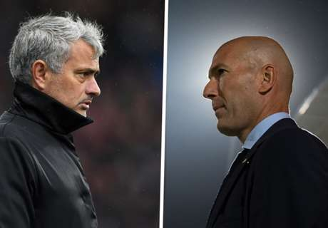 Mourinho: Zidane the right man for the Madrid job