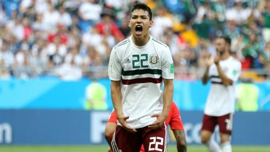Hirving Lozano Selección mexicana 240618