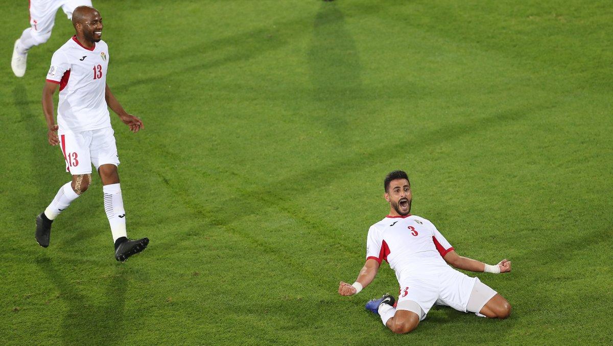 مباراة الاردن و اندونسيا موعد المباراة والقنوات الناقلة