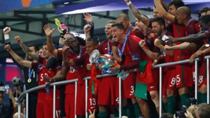 Portugal Euro 2016 European Championships France