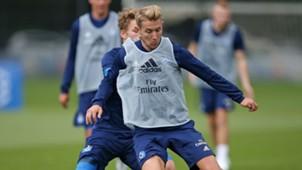 Lewis Holtby Jann-Fiete Arp HSV