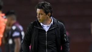 Marcelo Gallardo Lanus River Plate Superliga Argentina 11022018