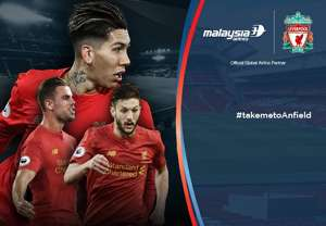 Malaysia Airlines Liverpool