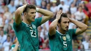 South Korea Germany Mario Gomez Mats Hummels