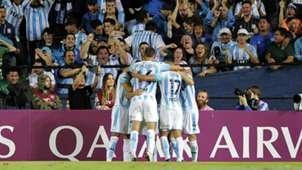 Racing Corinthians Copa Sudamericana 27022019
