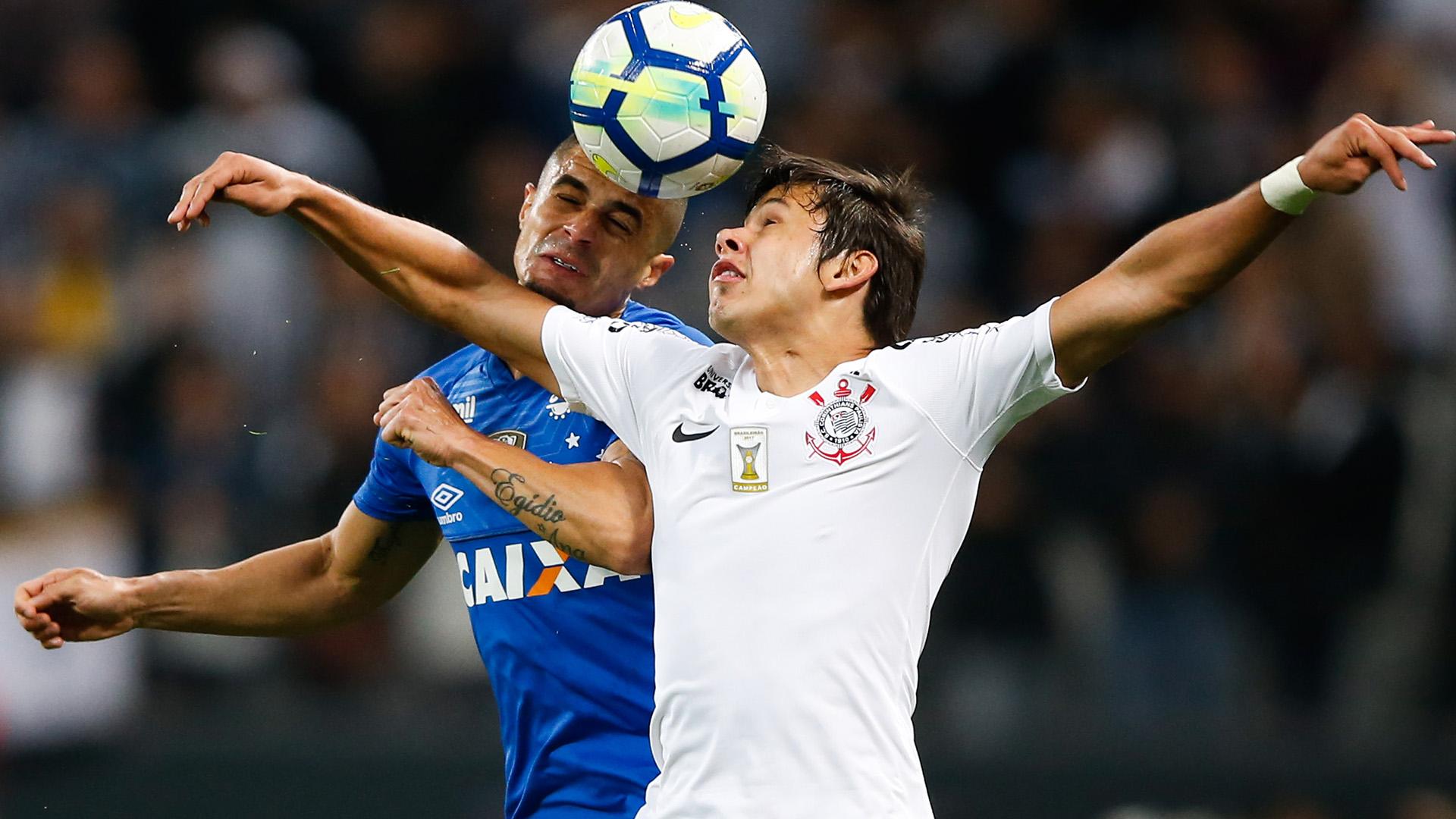 Angel Romero Egidio Corinthians Cruzeiro Brasileirao Serie A 25072018
