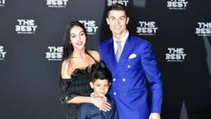 Georgina Rodriguez, Cristiano Ronaldo, Cristiano Jr