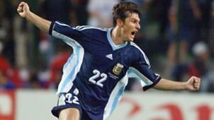 Javier Zanetti Argentina England World Cup 1998