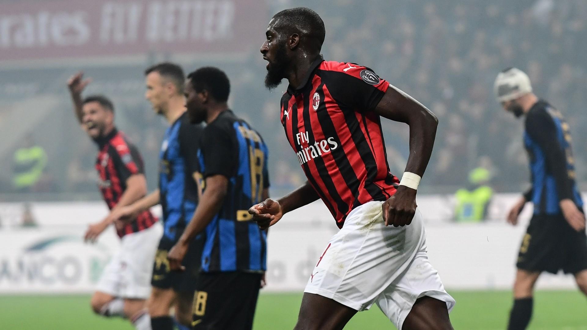 Bakayoko - Milan Inter