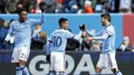 Rodney Wallace Maxi Moralez David Villa MLS NYCFC 03112017