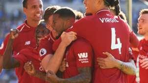 Gini Wijnaldum Liverpool 2018-19