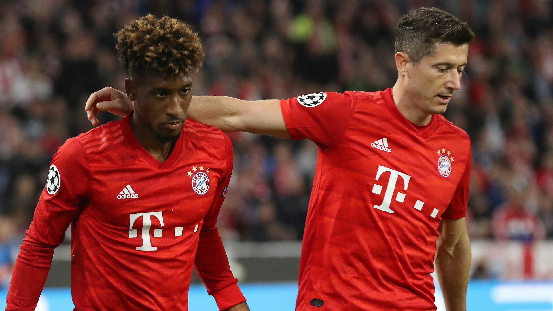 Kingsley Coman Bayern Munich 2019-20