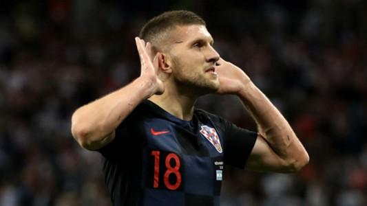 Ante Rebic Croatia Argentina World Cup 2018