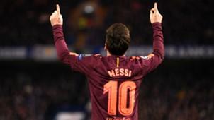 Messi Chelsea Barcelona Champions League