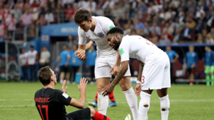 Danny Rose World Cup England 2018