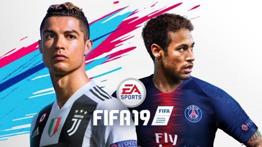 FIFA 19 Ronaldo Neymar