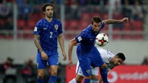 Greece Croatia Mandzukic WC qualification 12112017