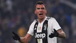 Mario Mandzukic Juventus Inter