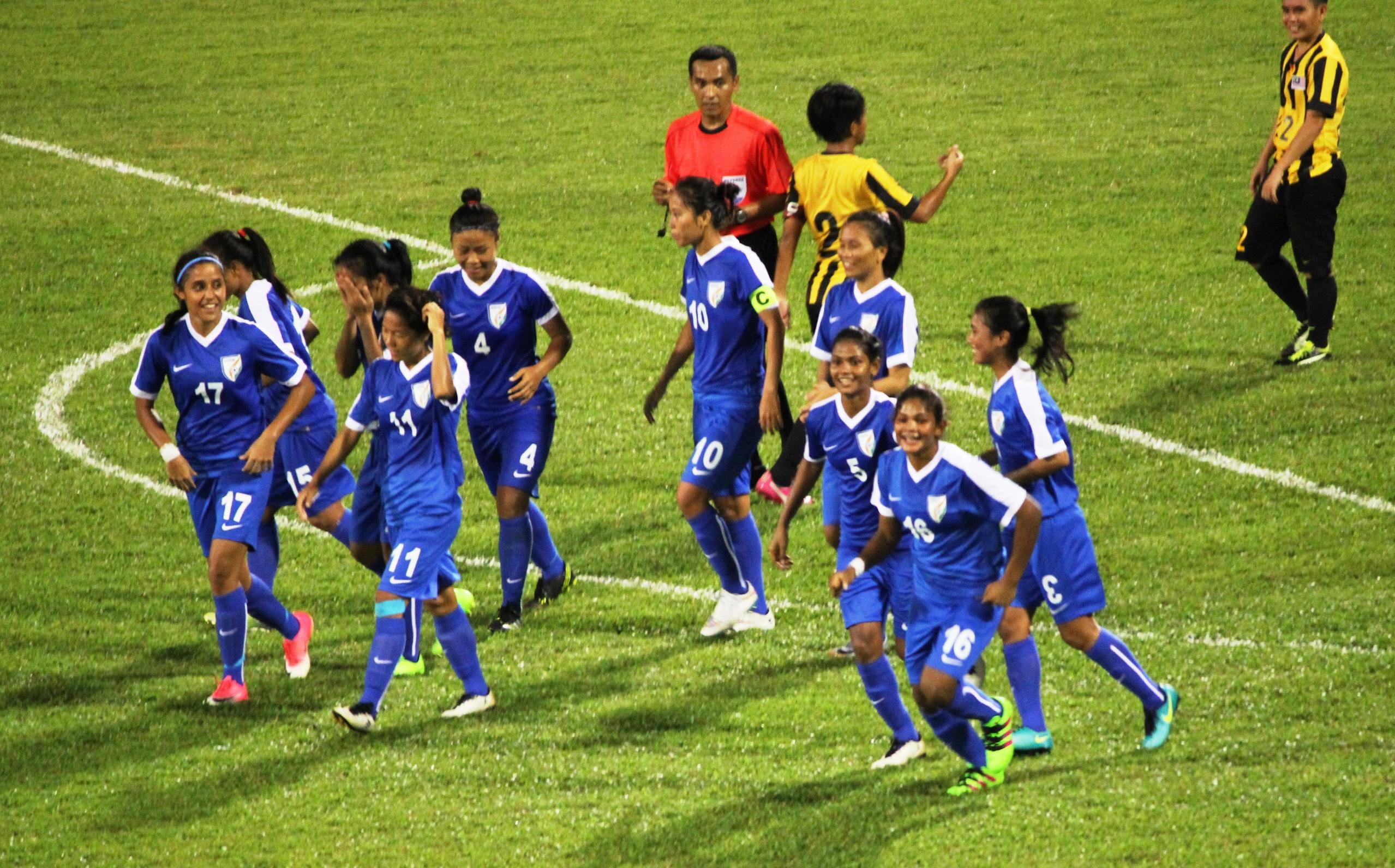 Malaysia India Womens Friendly 2017
