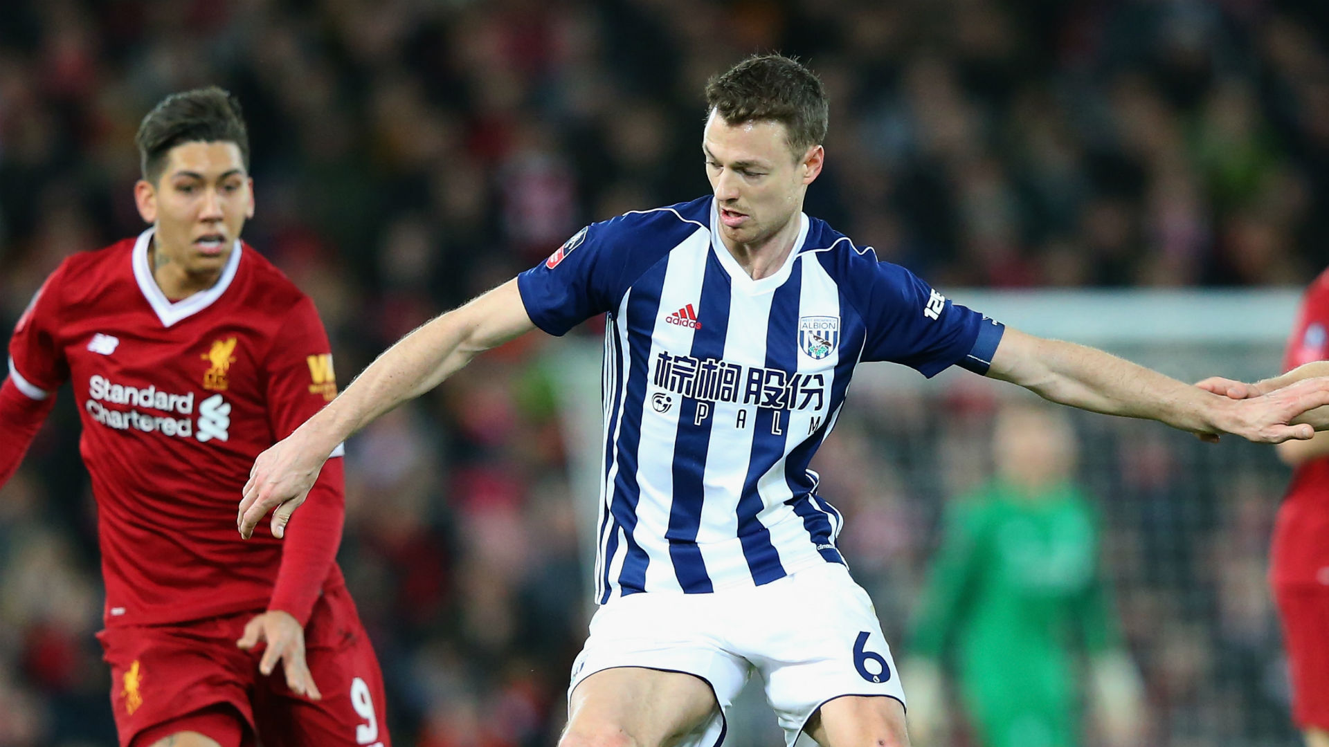 jonny evans roberto firmino west brom liverpool fa cup 1vqq0x5e3sh1511qdnzf0htwkq - ROUND-UP of 30/1/2018 TRANSFER NEWS, DONE DEALS AND RUMOURS