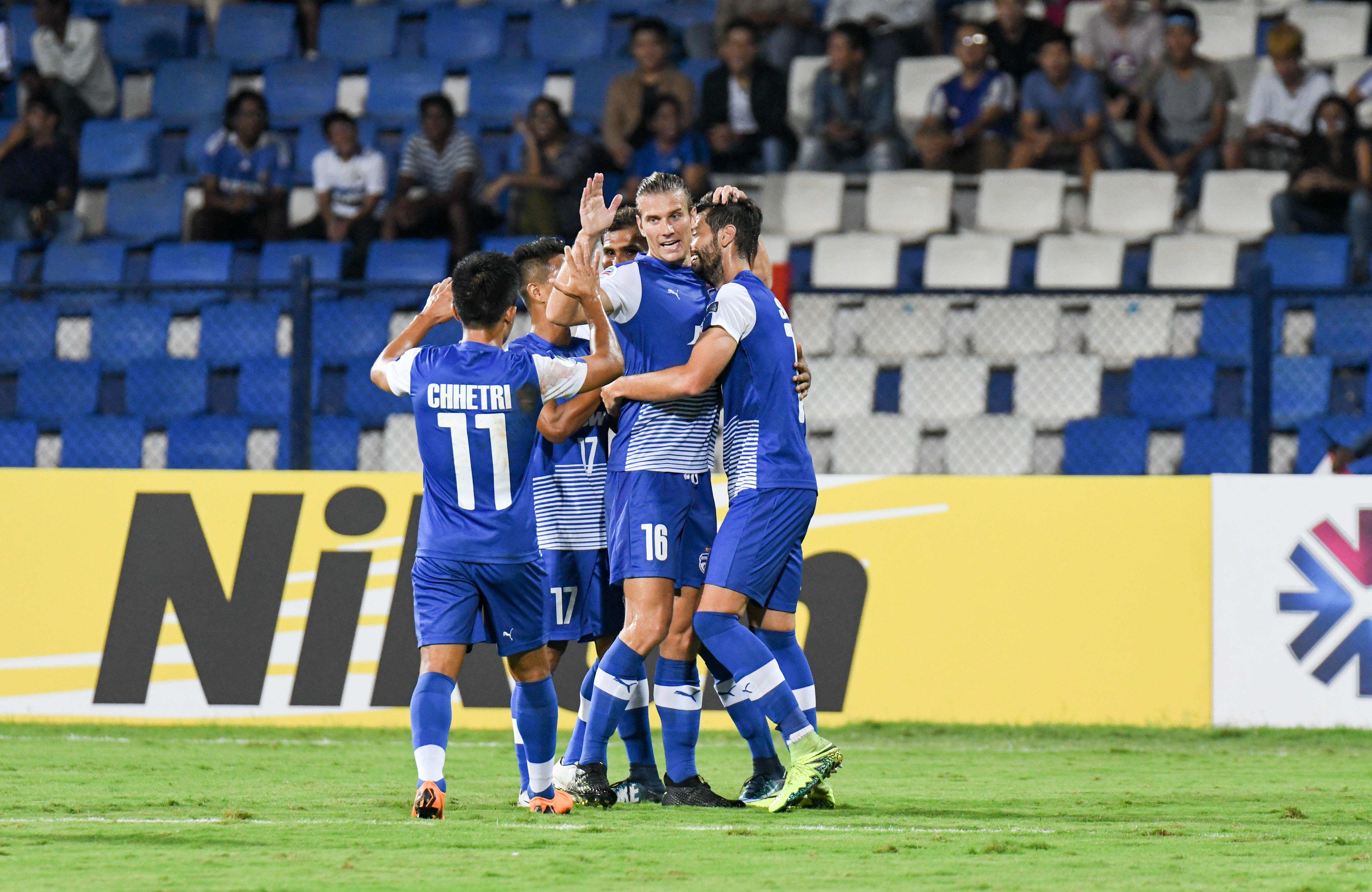 AFC Cup 2018 Bengaluru FC Aizawl FC
