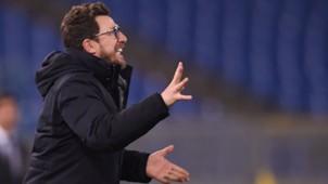 Eusebio Di Francesco Roma Shakhtar Champions League