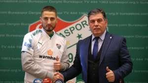 Gheorghe Grozav Ali Ademoglu Bursaspor