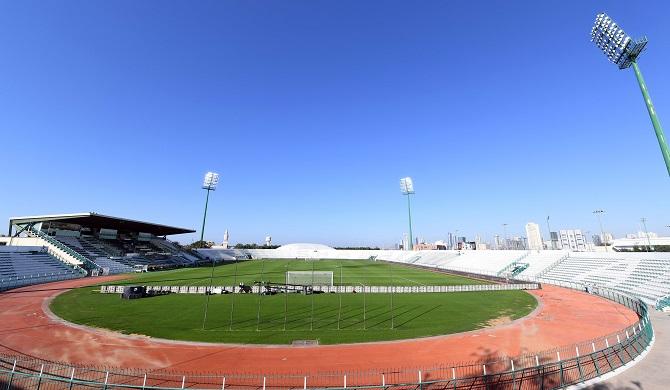 Maktoum bin Rashid Al Maktoum Stadium Dubai