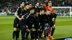 Real Madrid PSG Champions League