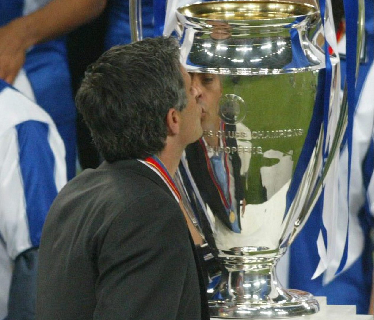 Mourinho Champions League