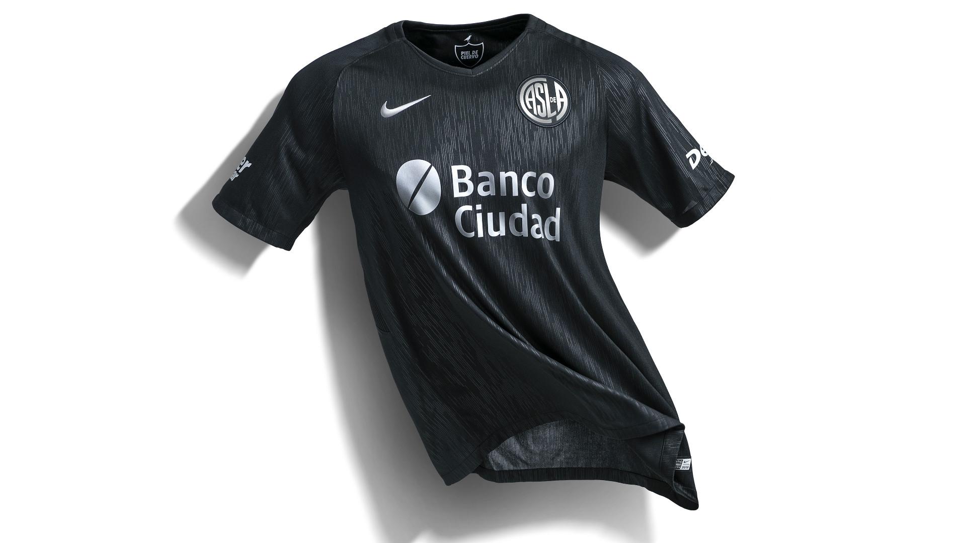 San Lorenzo Tercera Camiseta 201819