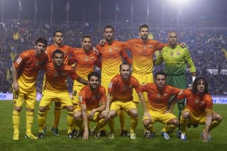 Barcelona Levante La Masia XI 2012