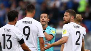 Mark Geiger Germany Confederations Cup 2017
