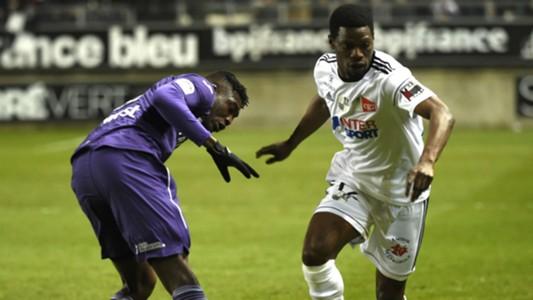 Bakaye Dibassy Ibrahim Sangare Amiens Toulouse Ligue 1 17022018
