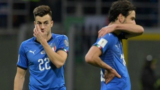 El Shaarawy Parolo Italy