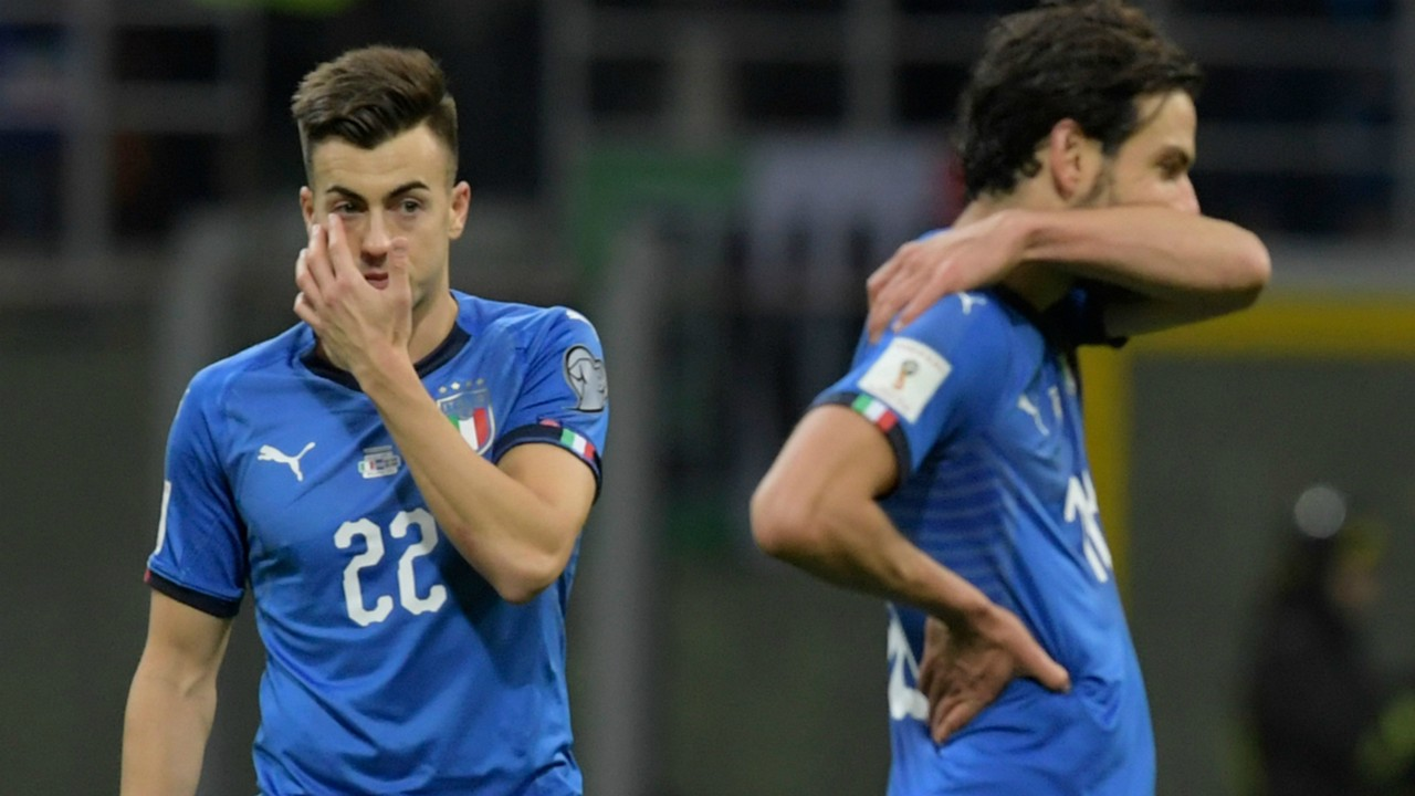 World Cup 2018 Kick out Ventura Tavecchio and the dinosaurs