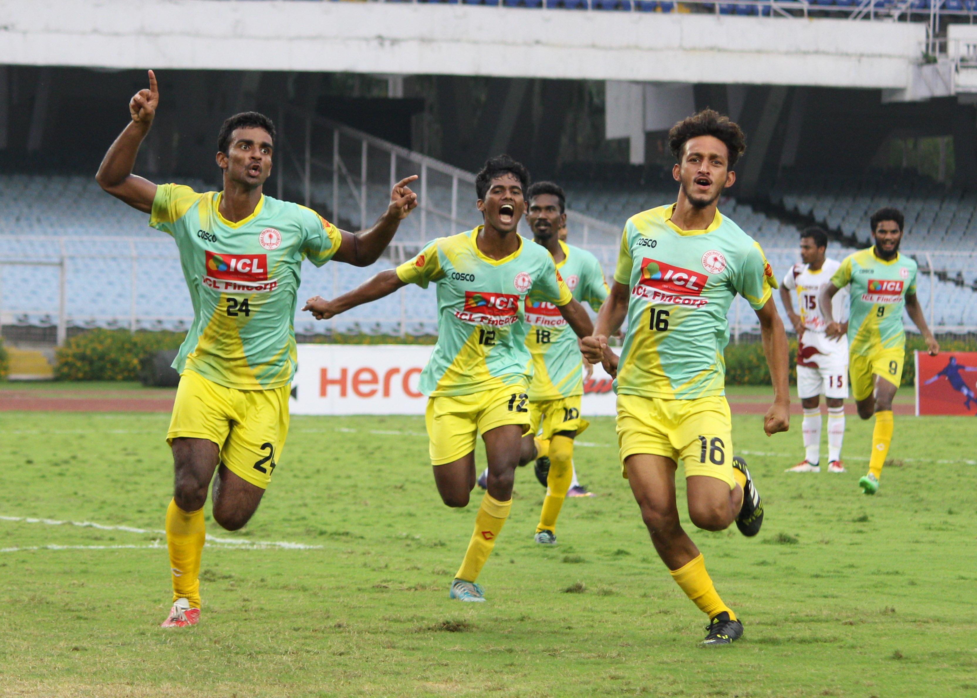 Kerala Santosh Trophy 2018