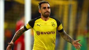 Paco Alcacer BVB Bayern