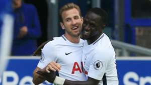 Harry Kane Moussa Sissoko Tottenham Premier League