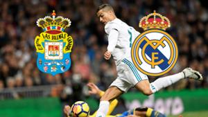 GFX UD Las Palmas vs Real Madrid 31032018