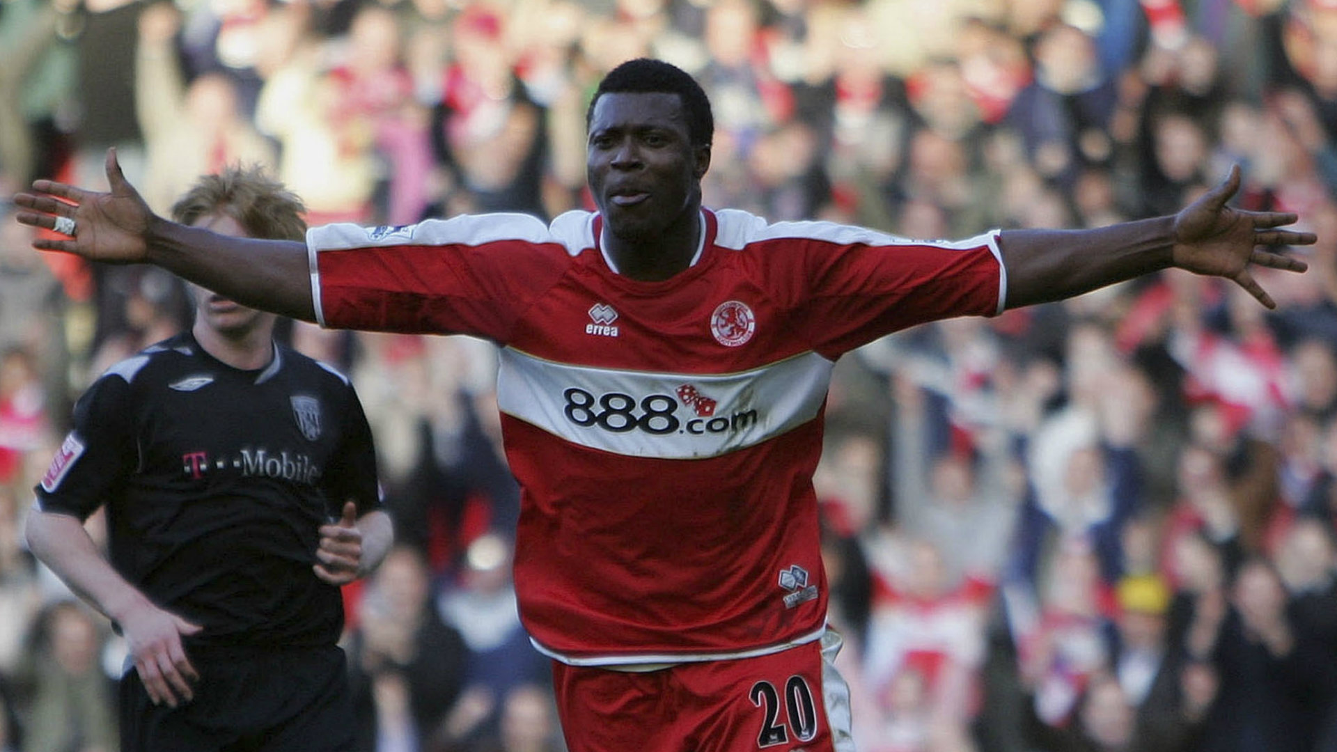 Yakubu, Middlesbrough