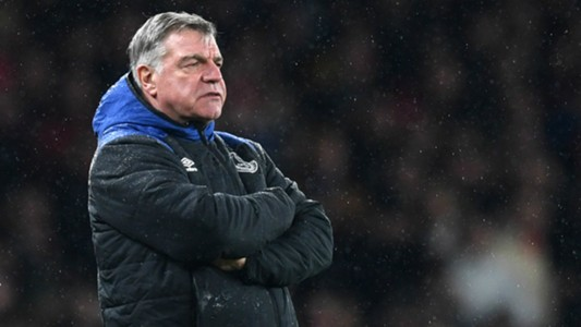 Sam Allardyce Everton