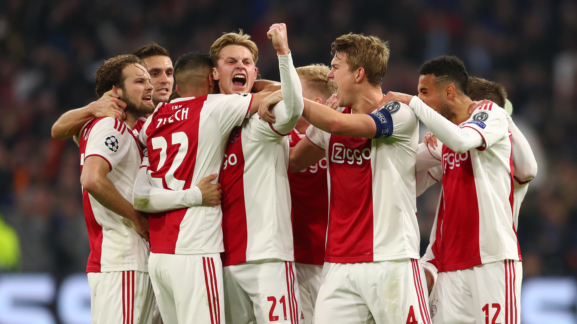 At Ajax, One Star Goes, Another Is Going, and More Are ...
