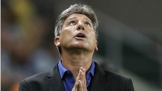 Renato Gremio Libertad Libertadores 12 03 2019