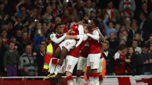 Nketiah Arsenal Norwich 10242017