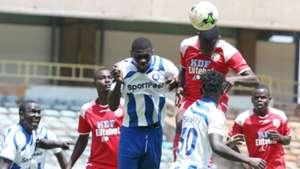 AFC Leopards v Ulinzi Stars (Cover photo).