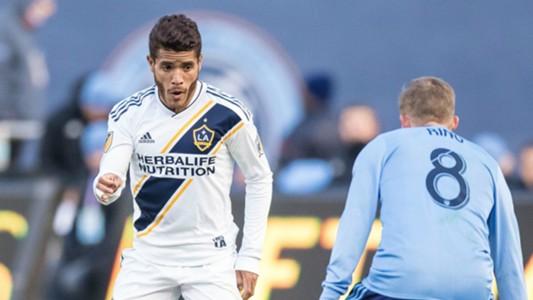 Jonathan Dos Santos MLS LA Galaxy 03112018
