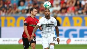 Kevin-Prince Boateng Eintracht Frankfurt SC Freiburg 082017