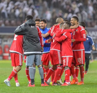 UAE qualify for Gulf Cup Final