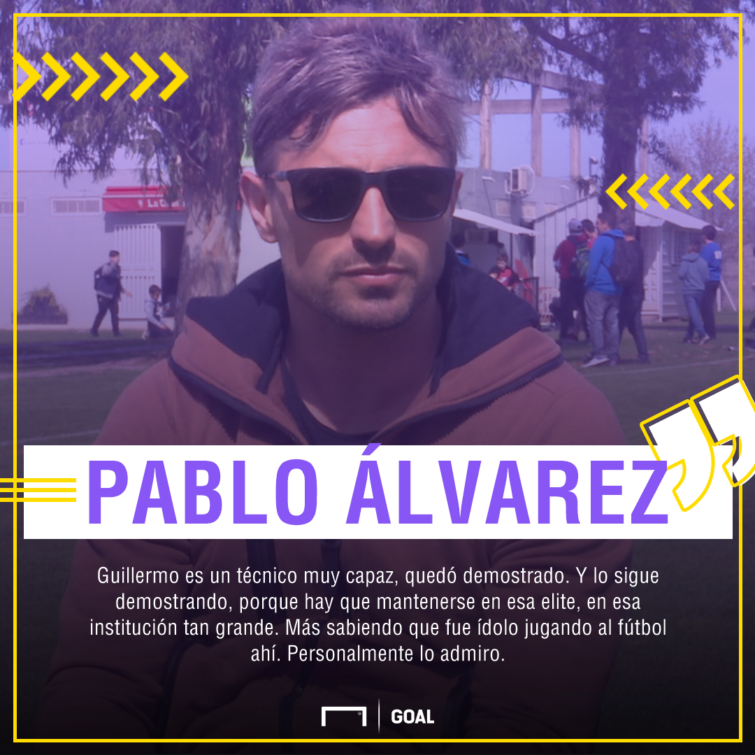PS PAblo Alvarez Guillermo Barros Schelotto